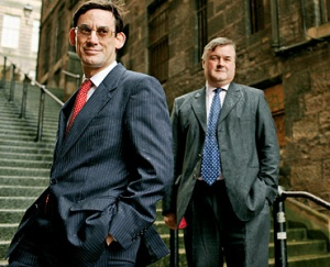 Baillie Gifford partners, Alex Callender and Edward Hocknell