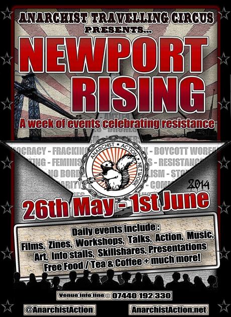 Newport Rising PosterV1
