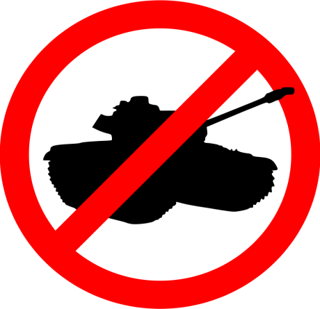 No arms